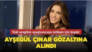 Ayşegül Çınar gözaltına alındı