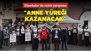 Diyarbakır'da resim yarışması