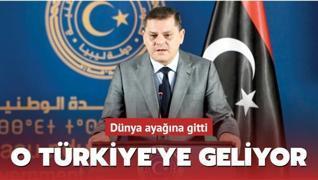 Herkes Libya'da Libya Türkiye'de