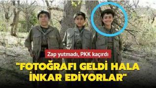 Zap yutmadı, PKK kaçırdı: 'Fotoğrafı geldi hala inkar ediyorlar'