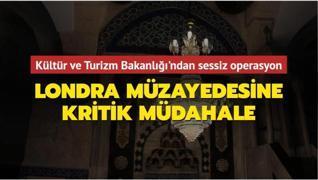 Kültür ve Turizm Bakanlığı'ndan sessiz operasyon