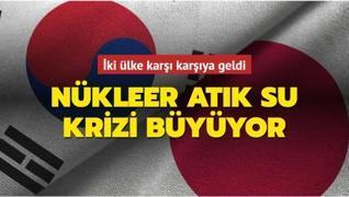 Japonya'da Fukişima krizi büyüyor: Güney Kore'den flaş hamle