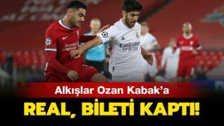Real Madrid, yarı final biletini kaptı! Ozan Kabak...