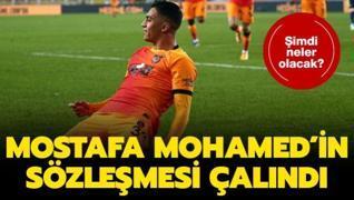 Mostafa Mohamed'in sözleşmesi çalındı!