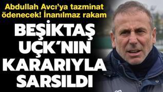 Beşiktaş UÇK'nın kararıyla sarsıldı! Avcı'ya rekor tazminat ödenecek
