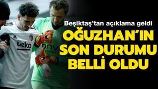 Beşiktaş'tan son dakika Oğuzhan Özyakup açıklaması