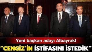 Galatasaraylı yönetici her şeyi açıkladı! 'İstifa istedik'