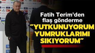 Fatih Terim'den flaş açıklamalar