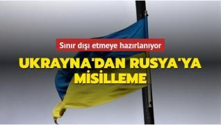 Ukrayna'dan Rusya'ya misilleme