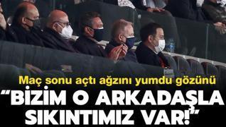 Ali Koç'tan maç sonu flaş açıklamalar