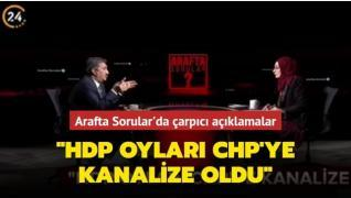 'HDP oyları CHP'ye kanalize oldu'