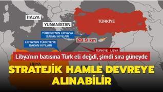 Libya'nın batısına Türk eli değdi... Türkiye güney için yeni hamle yapabilir