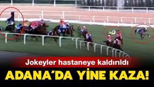 Adana'da yine kaza!