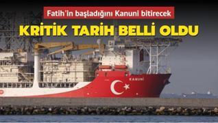 Bakan Dönmez: Fatih'in kazdığı Tuna-1, Türkali-1 ve Türkali-2 kuyularının, kuyu testlerini Kanuni yapacak
