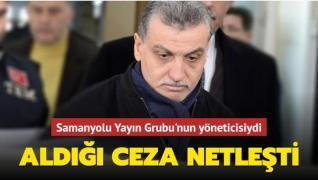 FETÖ kanalının yöneticisinin cezası açıklandı