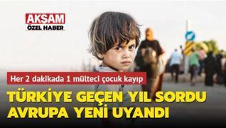 Kayıp çocuklar suça sürükleniyor