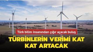 Türk bilim insanı geliştirdi... Rüzgar enerjisinde çığır açacak buluş