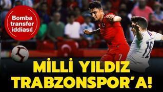 Trabzonspor'dan sürpriz atak! Milli yıldız geliyor mu?