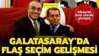 Galatasaray'da Dursun Özbek gelişmesi! Geri mi dönüyor?