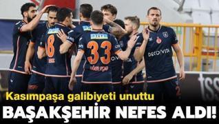 Hayati maçta kazanan Medipol Başakşehir oldu