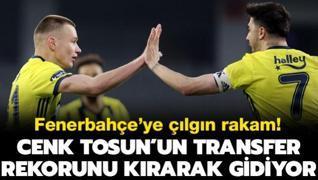 Transferde Türkiye rekoru kırarak gidiyor! İnanılmaz rakam