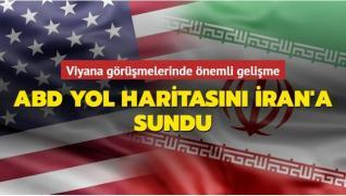 Viyana görüşmelerinde önemli gelişme... ABD yol haritasını İran'a sundu
