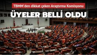 Kadına Yönelik Şiddetin araştırılması için komisyon kuruldu: Komisyon Başkanı AK Parti Milletvekili Öznur Çalık