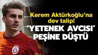 Kerem Aktürkoğlu'na dev talip! 'Yetenek Avcısı' peşine düştü