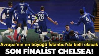 İstanbul finalinin adı: Chelsea-Manchester City