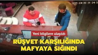 'Kripto Faruk' rüşvet karşılığında mafyaya sığındı