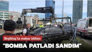 Beşiktaş'ta makas iddiası: 'Bomba patladı sandım'