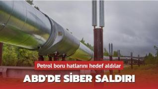 Petrol boru hatlarını hedef aldılar... ABD'de siber saldırı