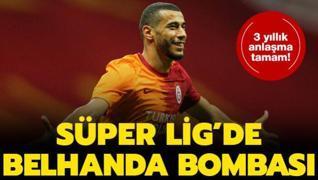 Younes Belhanda Süper Lig'e geri dönüyor