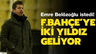 Fenerbahçe'ye Napoli'den 2 yıldız birden geliyor