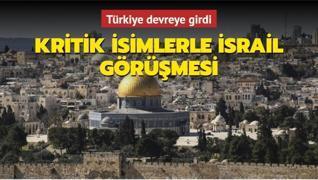 Ürdün ve Mısır'la İsrail görüşmesi