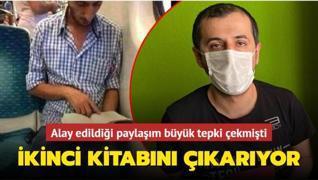 Sosyal medyada 'İZBAN kekosu' sözleriyle alay edilmesi tepki çekmişti: Ali Uçar ikinci kitap hazırlığında