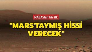 Mars'tan 3 boyutlu video: NASA yayınladı