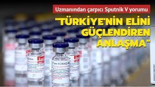 Rusya ile dev anlaşma: 'Türkiye'nin aşıda elini güçlendiriyor'
