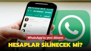 WhatsApp'ta son gün