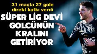 Süper Lig devi, golcünün kralını transfer ediyor