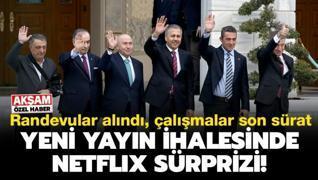 ÖZEL! Süper Lig için Netflix bombası
