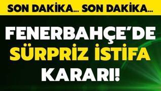 Fenerbahçe yönetiminde sürpriz istifa kararı