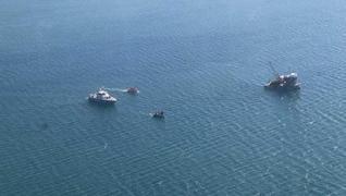 Yunan botu Türk kara sularından çıkarıldı