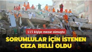 İzmir'de depremde yıkılan 5 ayrı binaya ilişkin iddianamelerin detayları ortaya çıktı