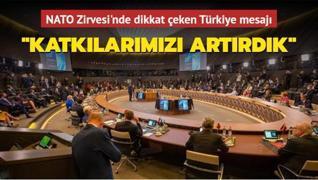 NATO Zirvesi'nde Türkiye'ye destek mesajı: Güvenlik tedbirlerine katkılarımızı artırdık