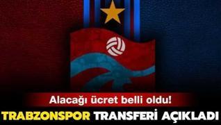Trabzonspor yeni golcüsünü resmen açıkladı