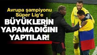 Büyüklerin yapamadığını yaptılar! Süper Lig'de bomba gelişme