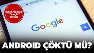 Google sürekli olarak duruyor hatası neden oluyor?