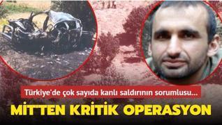 MİT'ten flaş operasyon: Kırmızı kategorideki PKK'lı terörist Ulaş Doğan etkisiz hale getirildi