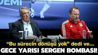Beşiktaş'ta ipler koptu!